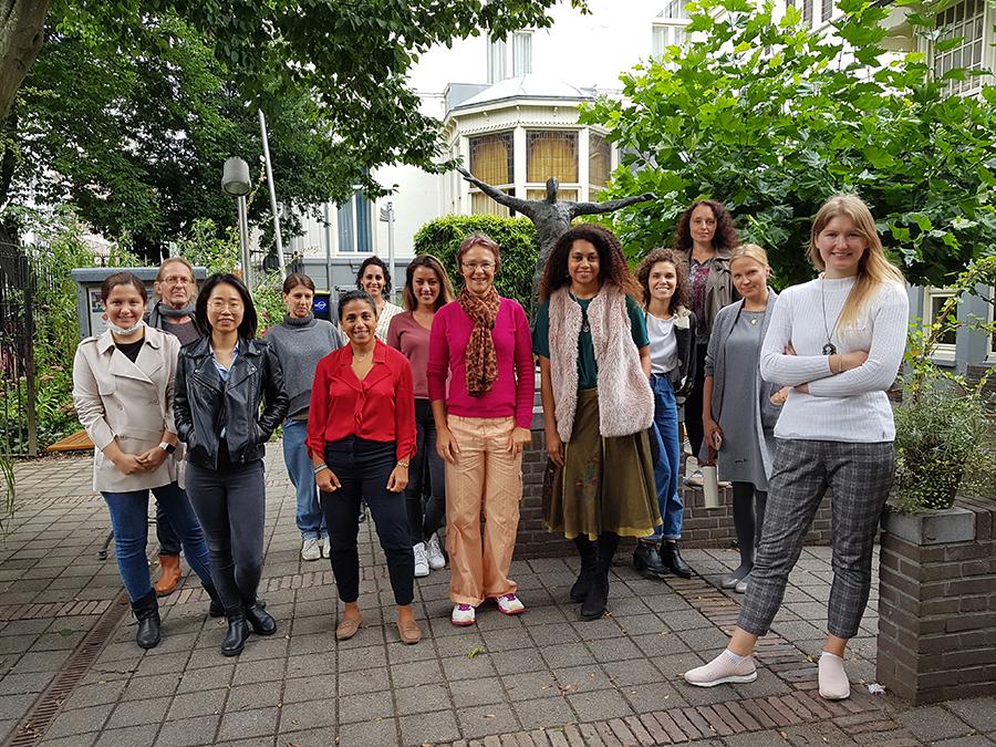 Amsterdam, EMDR Module 1, 30th August 2020